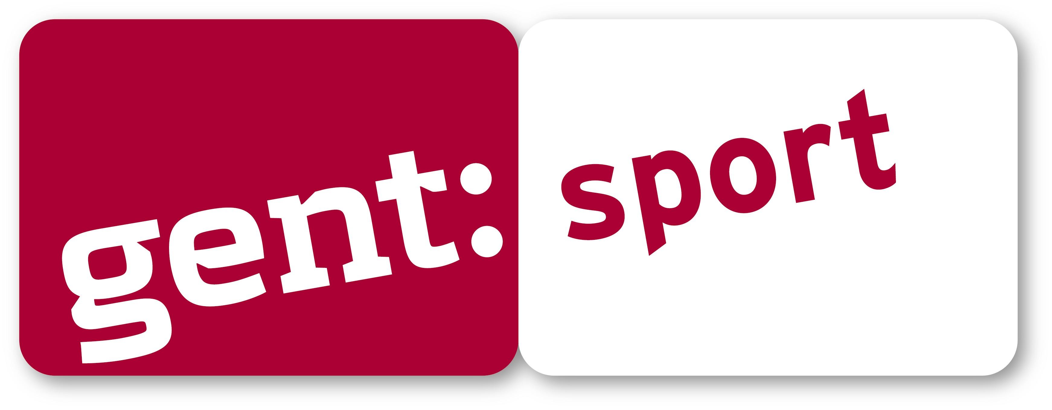logo gent sport voor DRUKWERK