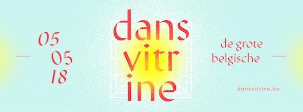 DANSVITRINE e-mail banner