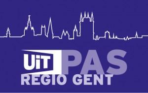 Logo UiTpas Regio Gent - skyline